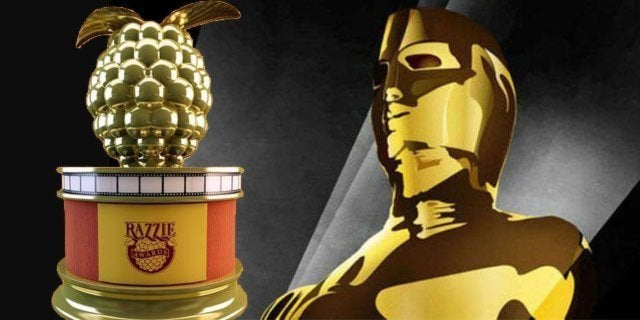 oscars razzies popular film