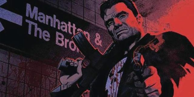 Perfect Punisher Story - Cover