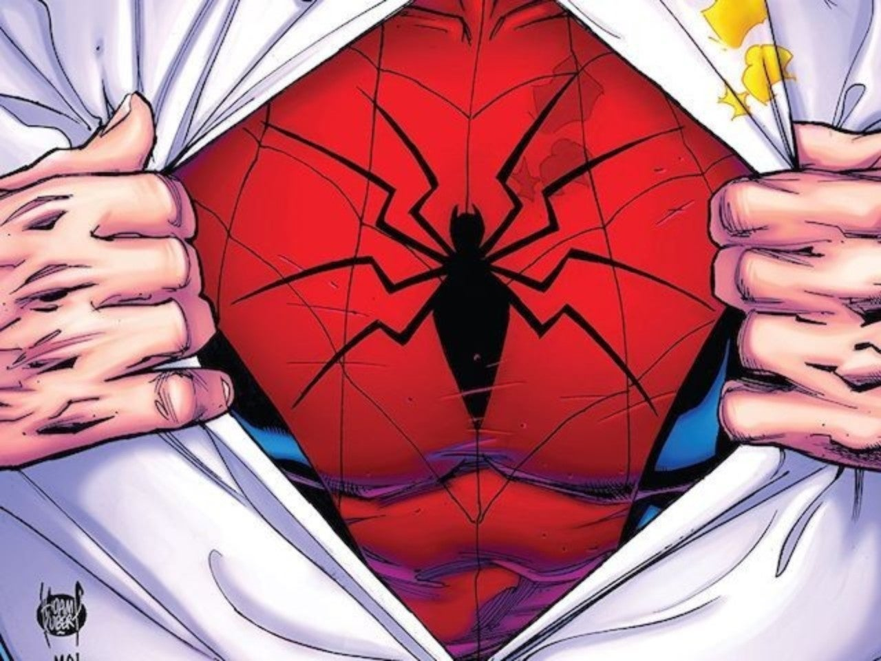 Chip zdarsky leaving the spectacular spider man