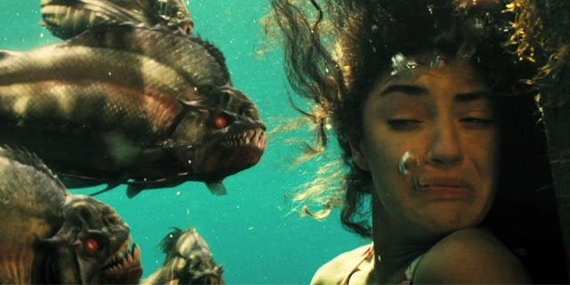 piranha 3d movie 2010