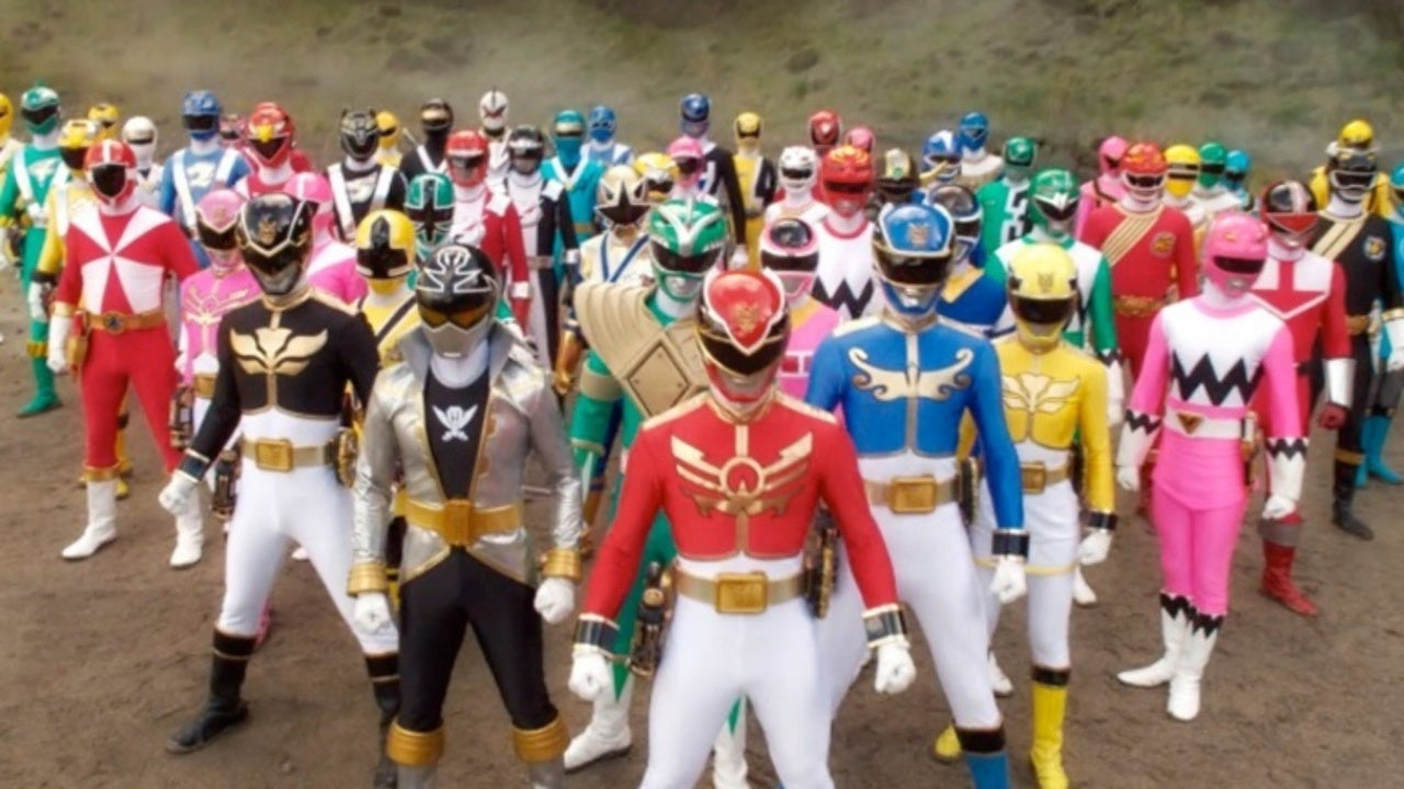 Power Rangers' 25th Anniversary Cast Says It Will Be Better