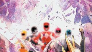 Power Rangers Shattered Grid #1 Preview