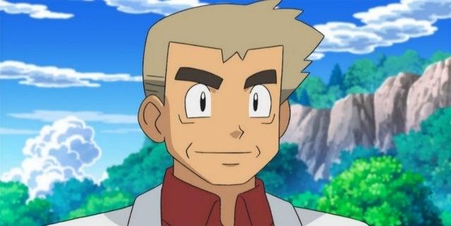 professor oak pokemon