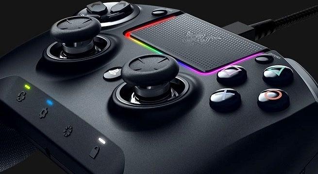 Razer Reveals New Hi-Tech PS4 Controllers