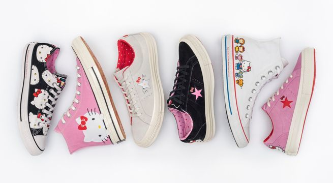 c5976803baf066 Here s How To Get Sanrio s Hello Kitty Converse Sneakers