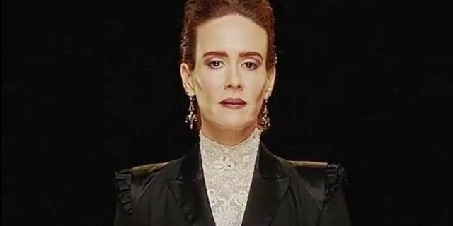 Sarah Paulson as Venable in American Horror Story 8 Apocalypse