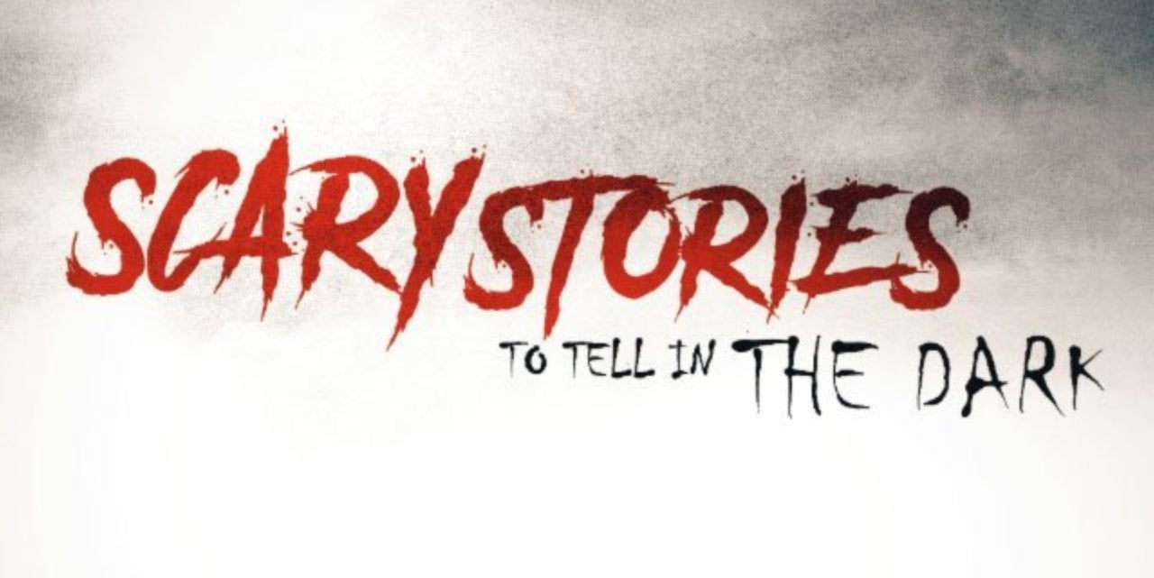 Scary Stories to Tell in the Dark' Gets Official Logo and