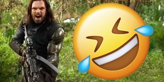 Sebastian Stan Takes Emoji Quiz To Prove His 'Avengers' Know-How