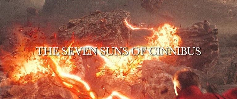 Seven Suns of Cinnibus &quot;title =&quot; Seven Suns of Cinnibus &quot;height =&quot; 321 &quot;width =&quot; 768 &quot;daten-item =&quot; 1128211 &quot;/&gt; [19659013] Sometimes, when a fight heats up, it literally heats up, that&#39;s what happens When Doctor Strange unleashes the Seven Suns of Cinnibus in his battle with Thanos on Titan The spell creates an energy wave that, as the name implies, is as hot as seven suns. </p> <p>  However, some think that there could be Bolts from Balthakk, which is one of the spells that Daniels confirmed in a tweet in May. </p> <p>  What do you think this spell &#8211; and the others &#8211; are? Let us know in the comments. </p> <p><svg role=