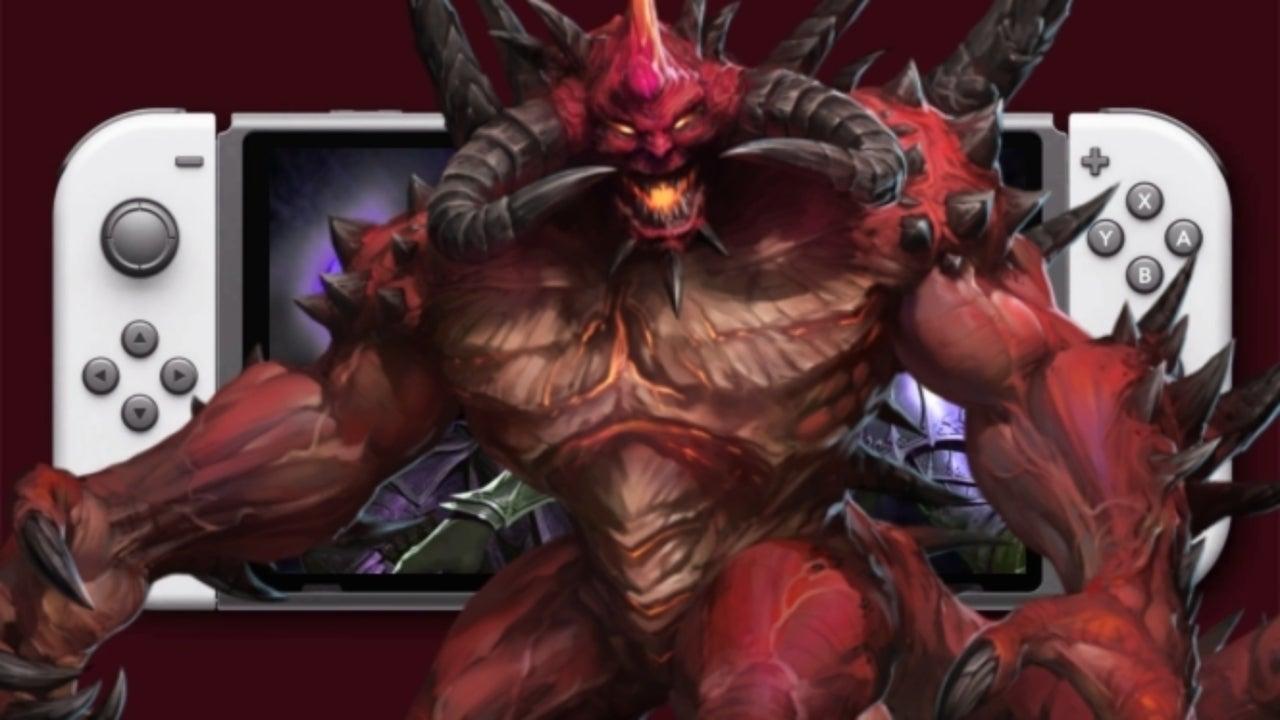 Diablo III Nintendo Switch Framerate Specs Revealed
