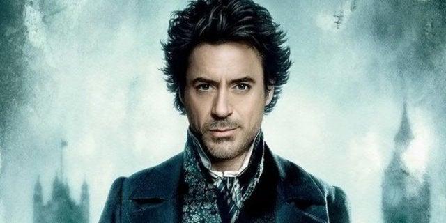 Sherlock Homles Robert Downey Jr