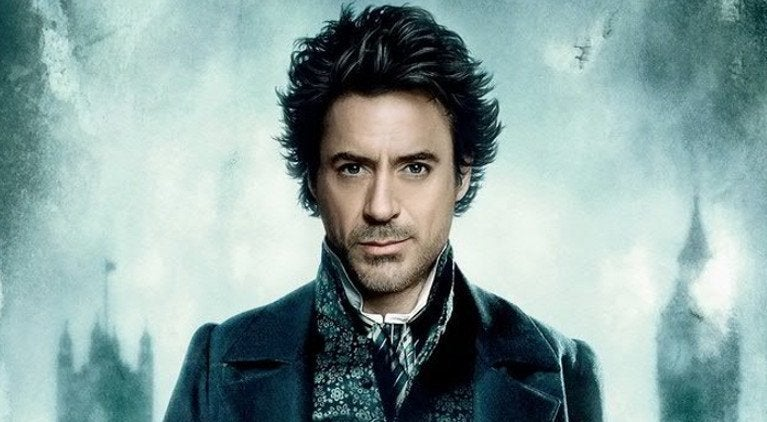 Sherlock Homles Robert Downey Jr
