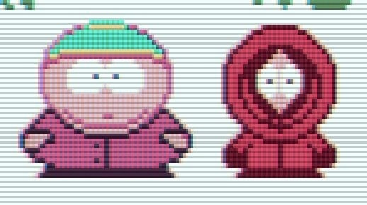 south park gameboy color