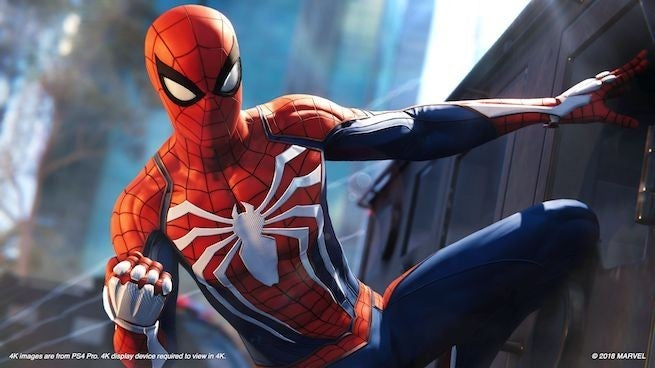 Spider-Man' PS4 Game Length Revealed