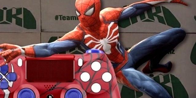 spider-man controller