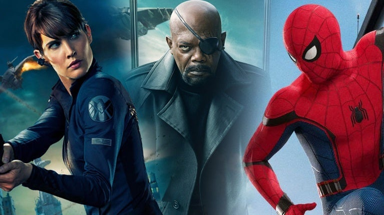 Spider-Man-Far-From-Home-Nick-Fury-Maria-Hill