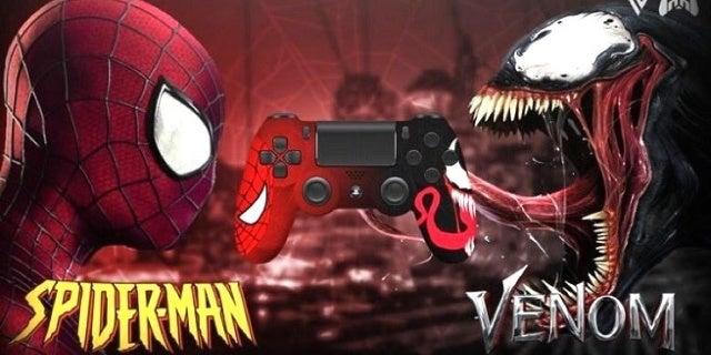 spider-man venom controller