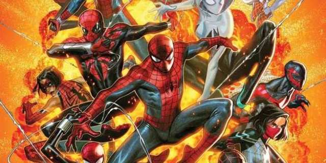 Spider-Man What Is Spider-Verse? - Cover