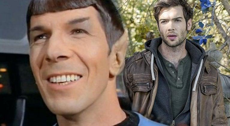 Spockl Ethan Peck