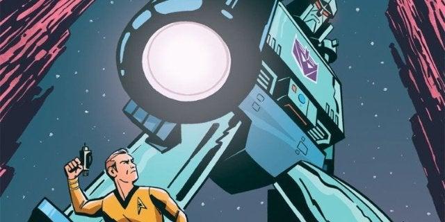 Star Trek Comics November