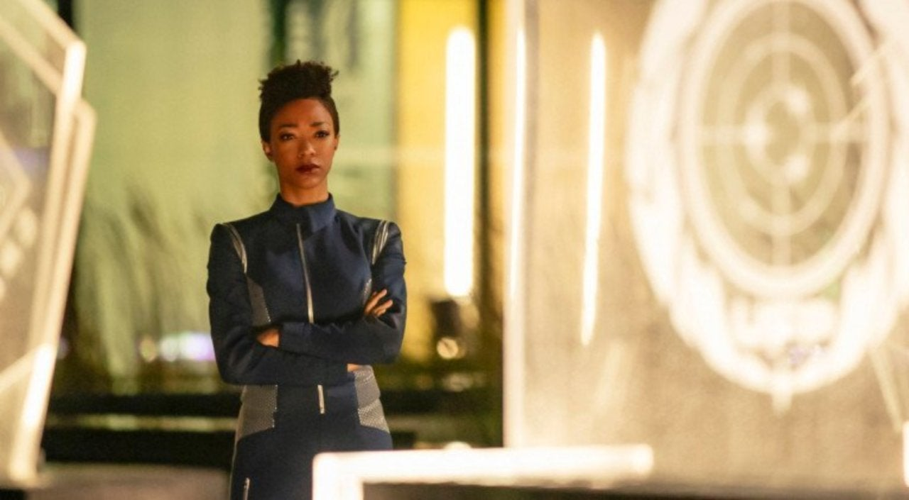 'Star Trek: Discovery' Role Moved Sonequa Martin-Green to Tears