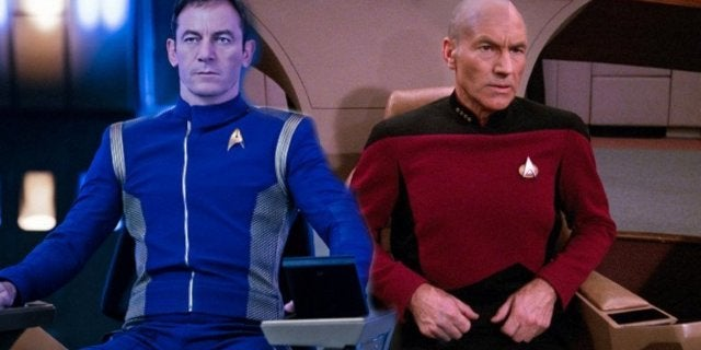 How 'Star Trek: Discovery' Handled the Picard Maneuver