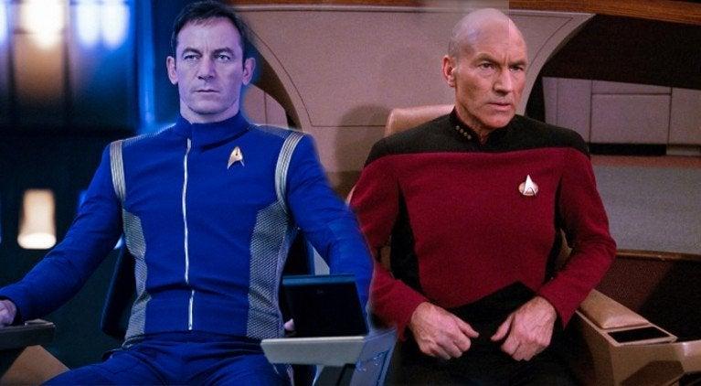 Star Trek Discovery Picard Meneuver