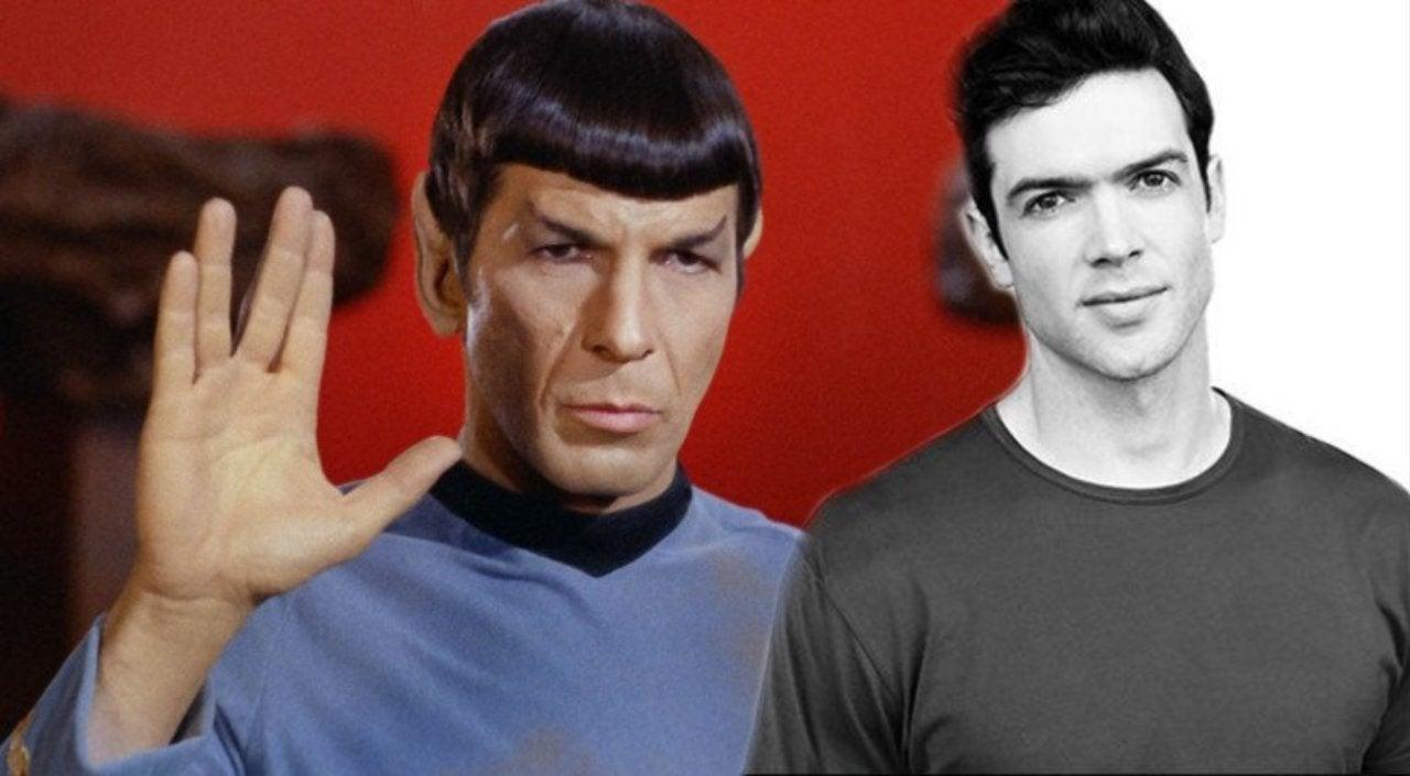 Star Trek' Stars Welcome New Spock Actor