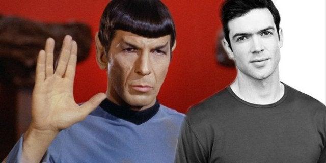 Star Trek Discovery Spock Ethan Peck Leoanrd Nimoy