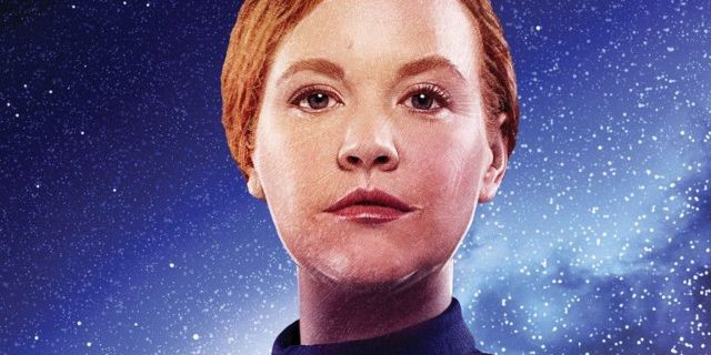 Star Trek DIscovery Tilly cover