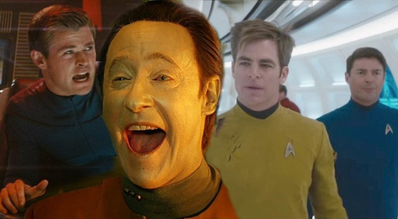 'Star Trek's Karl Urban Has Perfect Response to Brent Spiner's Threat to Walk Away Like Chris Pine and Chris Hemsworth