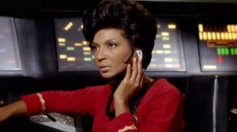 Star Trek Nichelle Nichols