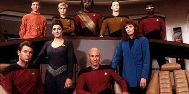 Star Trek TNG Season 1
