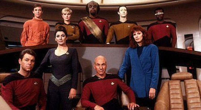 Star Trek TNG Season 1