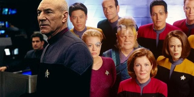 Star Trek Voyager Nemesis