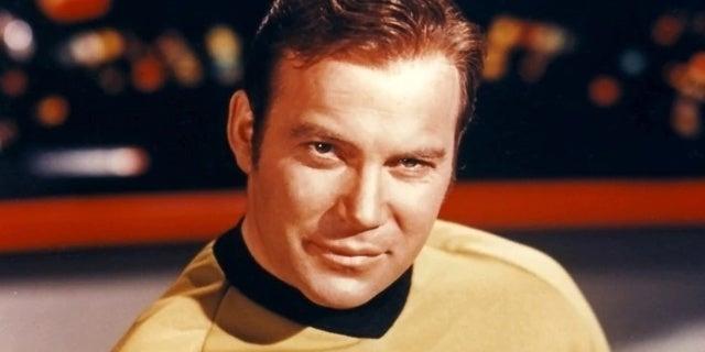 star trek william shatner captain kirk