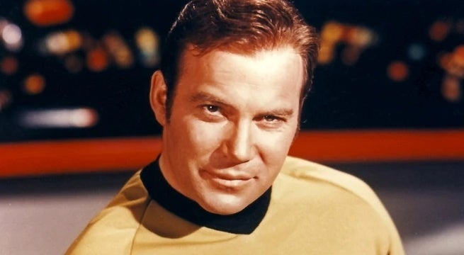 star trek william shatner captain kirk