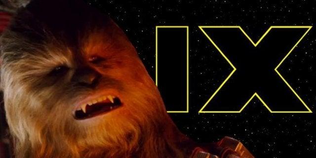 Star Wars IX Chewbacca comicbookcom