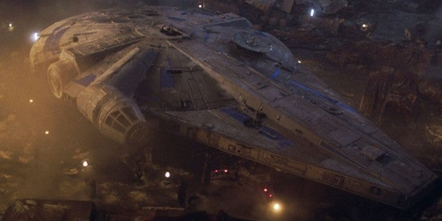 How 'Solo: A Star Wars Story' Corrected Original Trilogy Millennium Falcon Continuity Error