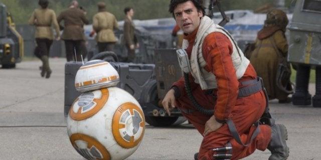 Star Wars Poe Dameron Oscar Isaac