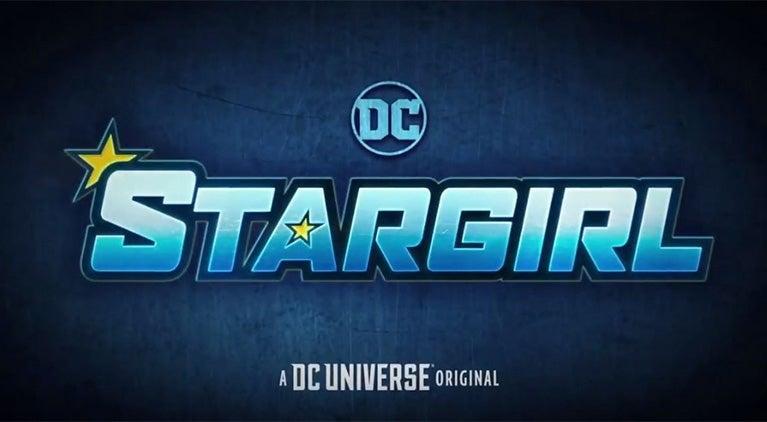 stargirl dc universe logo
