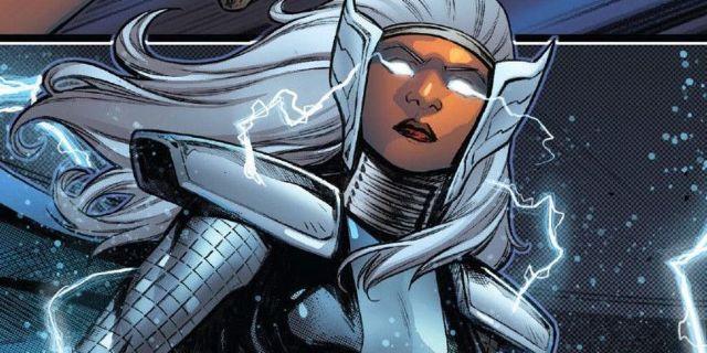 Storm X-Men Stormcaster