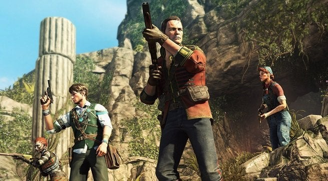 Strange Brigade Figures &quot;title =&quot; Strange Brigade Figures &quot;Height =&quot; 362 &quot;width =&quot; 655 &quot;data-item =&quot; 1130550 &quot;/&gt;    <figcaption> (Photo: Rebellion) </figcaption></figure> <p>  Apart from the narrative, the gameplay has changed Mechanic Rebellion Determined to <em> Strange Brigade </em> in an insanely accessible game that you can pick up and start immediately without preparation.The ammo of the players for their secondary weapons is unlimited, explosives has a cooldown, so you There are no discouraging menus and inventories to sift through. The pistols that players start with and later unlock with gold are used by each of the four characters shared, you play, so with all who have the same possible equipment Amulet powers and standard skills to distinguish them, you never feel forced n be in a meta-dominant role or feel like they have a supportive or defensive character to complete the team. </p> <p>  Amulets in <em> Strange Brigade </em> are the best part of the character customization options, weaving game play and treasure hunting together. In <em> Strange Brigade </em> you will find doors and loot trapped behind various puzzles that engage you in remembering patterns, shooting targets and controlling power sources from point A to point E and everything in between. Hidden behind these puzzles and guarded by traps are gold piles, gems that increase the abilities of your weapons, and relics used to fund your amulet purchases. Finding a complete set of six relics gives you a &quot;point&quot; that can be spent on a new amulet power, and with each of the four characters, each with four exclusive powers for a total of 16 amulets, you will not want to leave a level without all the doors unlock to make sure you can try all the amulets. </p><div><script async src=