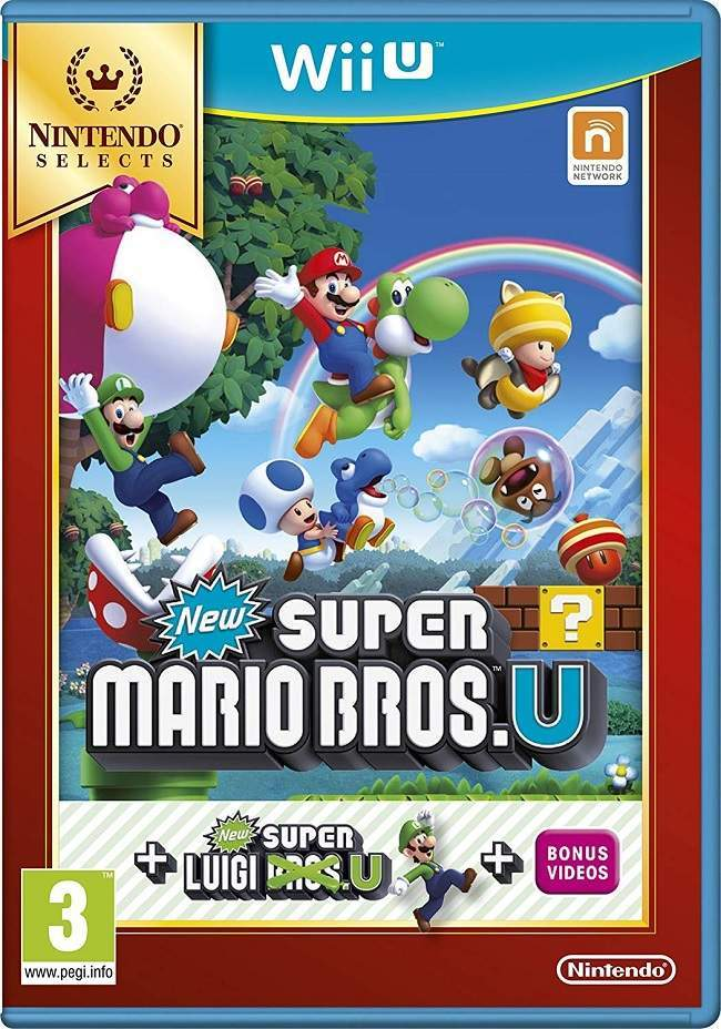 Rumor: New Super Mario Bros  U Coming to Nintendo Switch
