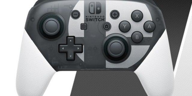 Super Smash Bros Ultimate Controller