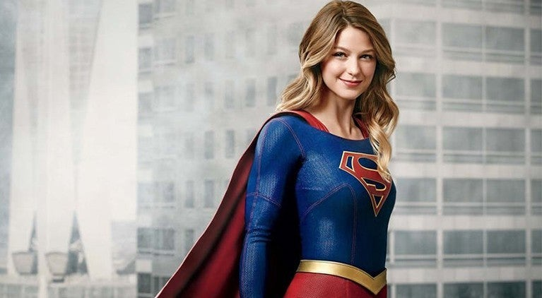supergirl charity performance