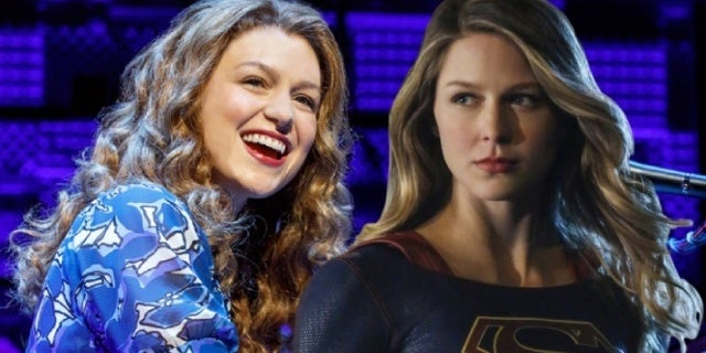 supergirl melissa benoist beautiful the carole king musical
