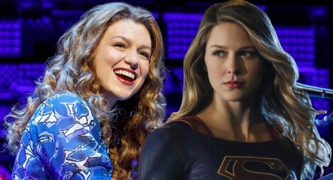 supergirl melissa benoist beautiful the carole king musical
