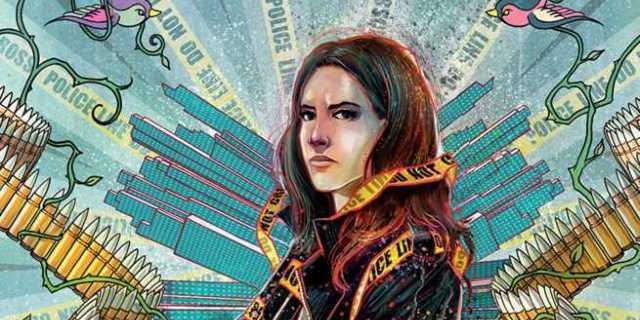 Surprise Comics Releases - Jessica Jones Blindspot