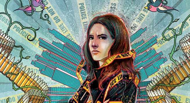 Surprise Comics Releases - Jessica Jones Blindspot